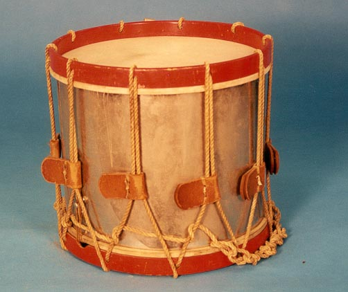 NMM  10044.  Side drum by Wilson Brothers, 