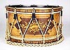 NMM 10142. Snare drum by Lyon & Healy, 