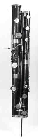 NMM 2887. Contrabassophon by William G. Schultze, 