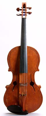 NMM 10181.  Viola by Carleen Hutchins, Montclair, New Jersey, 1953