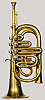 Cornet by Graves and Co., Boston, 1851
