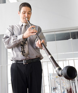 Tristan trumpet loaned to the Seattle Opera