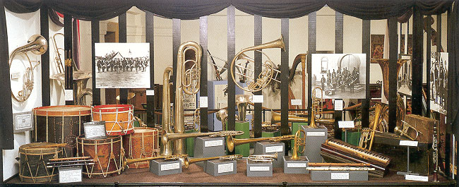 Exhibit of Civil War Instruments