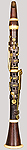 NMM 10022.  Clarinet in E-flat by Graves & Co., Winchester, ca. 1833-1845.