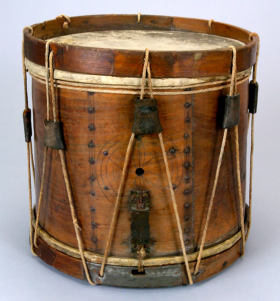 swiss side drum at the national music museum. Black Bedroom Furniture Sets. Home Design Ideas