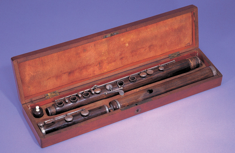 Beethoven and Berlioz Exhibition: Buffet Flute