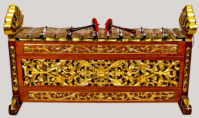 Gender Panerus from Javanese Gamelan at the National Music ...