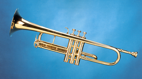 NMM 7100.  Trumpet in B-flat by King Musical 