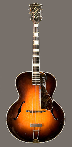 style a guitar by john d angelico new york 1937