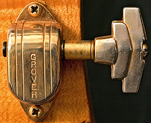 Grover tuning peg