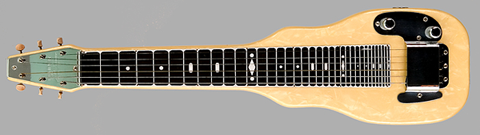 Electric Lap Steel Guitar By Fender Electric Instrument Co Ca