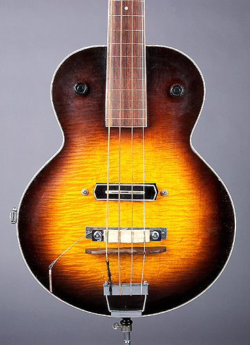 electric upright bass guitar by gibson inc kalamazoo michigan 1938. Black Bedroom Furniture Sets. Home Design Ideas
