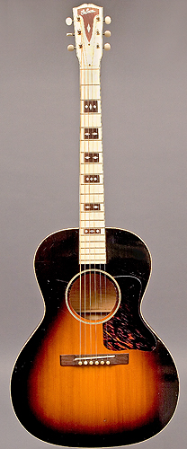 NMM 10865.  Guitar by Gibson, Inc., Kalamazoo, 1938.