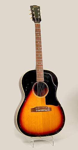 Guitar By Gibson Inc Kalamazoo Michigan 1967