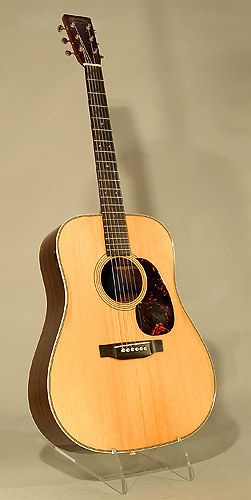 NMM 10738.  Guitar by C. F. Martin & Co., Nazareth, Pennsylvania, 1941.