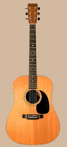 johnny cash 39 s guitar by c f martin nazareth pennsylvania 1971 at the national music museum. Black Bedroom Furniture Sets. Home Design Ideas
