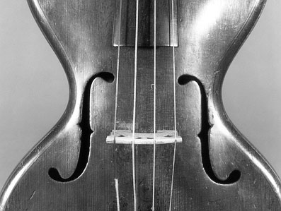 Russian Violin at the National Music Museum